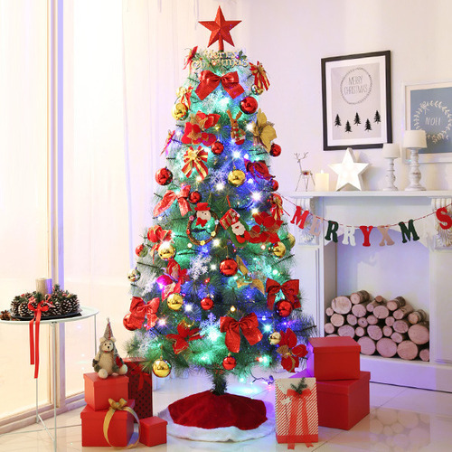 05682A_크리스마스트리(전구+사은품포함) 180cm