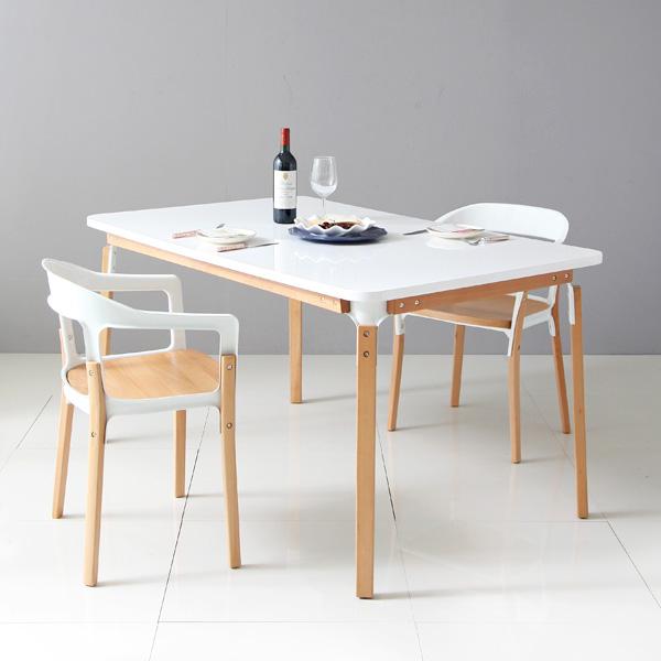 디카페 바넷우드 테이블