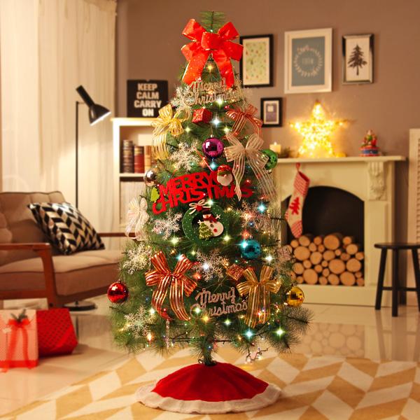 05648A_크리스마스트리(전구+사은품포함) 150cm
