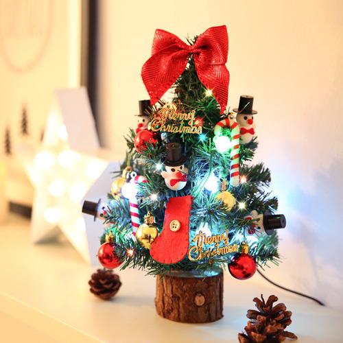 05678A_크리스마스트리(전구+사은품포함) 30cm