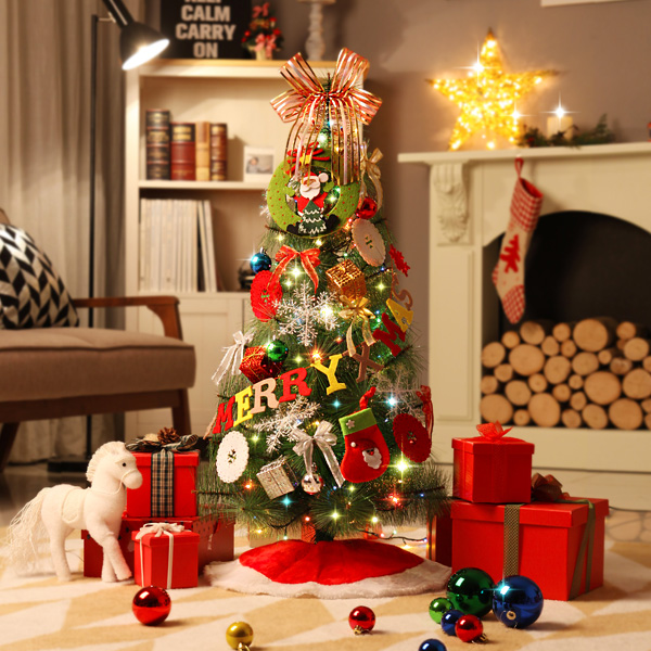 05643A_크리스마스트리(전구+사은품포함) 90cm